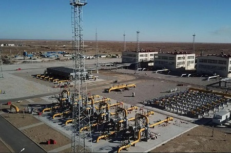 Baker Hughes может усовершенствовать газотранспортную систему Узбекистана