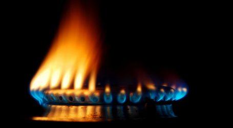 Цена фьючерсов на газ в Европе продолжает рост