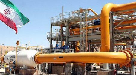 Иран закачивает природный газ с новой морской буровой платформы