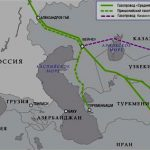 In 2015 Gasprom to reduce purchase of gas in Central Asia