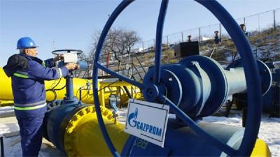 Газпром в 2017 г экспортировал в дальнее зарубежье 193,9 млрд куб. м газа