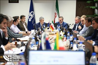 Газпром подписал соглашение о сотрудничестве по СПГ-проекту в Иране