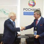 «Газпром» и РОСНАНО будут развивать взаимодействие в сфере сертификации