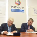 Gazprom and RUSNANO to advance cooperation on certification efforts