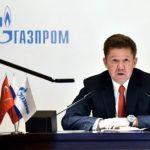 Доход «Газпрома» от экспорта газа упал в два раза