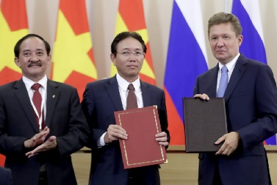 Gazprom planning to deliver integrated project in Vietnam