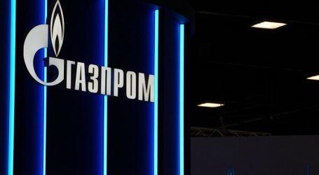 «Газпром» увеличил экспорт в дальнее зарубежье на 30%