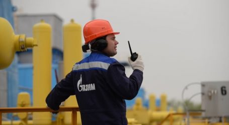 Gazprom has raised its forecast for the price of gas exports by 30%