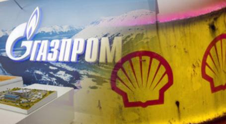 «Газпром» и Shell заключили соглашение о стратегическом сотрудничестве