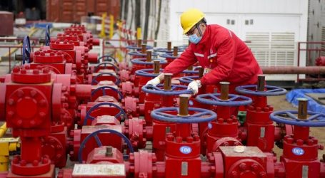 316 Bcm of Gas Supplied from Central Asia to China in Ten Years