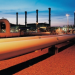 Газпром увеличил экспорт газа в Германию на 37%