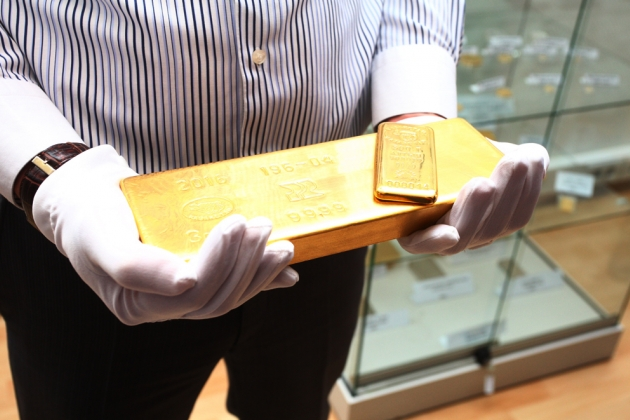 Oil Fund of Azerbaijan Purchased 17.9 Thousand Ounces of Locally Produced Gold in 2020