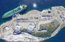 В Грецию прибывает первая партия газа из США