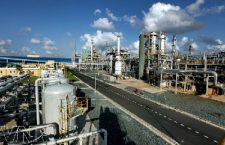 The commissioning is conducted at the plant for the production of gasoline from gas