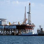 SOCAR Puts New Platform into Operation on Oil Rocks