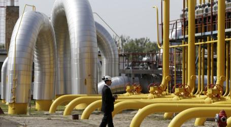 В Европе оценили уровень заполнения хранилищ газом