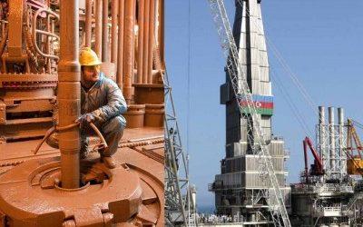 Azərbaycanda mart ayında 794 min barel/gün neft hasil olunub