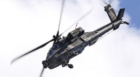 İranda səsvermə nəticələrini daşıyan helikopter qəzaya düşdü
