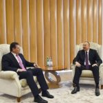 Алиев и Шефчович обсудили ход работ по ЮГК