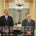 Ilham Aliyev: Energy security important part of Azerbaijani-Greek relationships