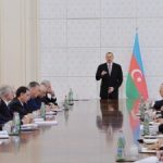 "Ilham Aliyev: ""Azerbaijan is the author of the Southern Gas Corridor. Everybody must know that."""