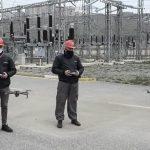 """""""Azərişıq"""" qəzaları dronlar vasitəsilə aşkar edəcək – Video"""