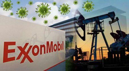Exxon Mobil предупредила о крупных потерях во II квартале из-за падения цен на нефть