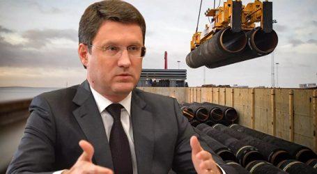 Новак рассказал, будет ли достроен «Северный поток 2»