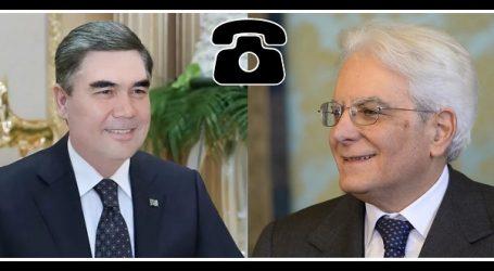 Президенты Туркменистана и Италии обсудили приоритетные направления партнерства, в сфере ТЭК