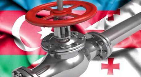 Азербайджан поставит в Грузию 150 млн кубометров транзитного газа