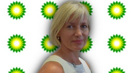 BP neft şirkətində yeni təyinat