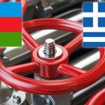 Azərbaycan qazı Yunanıstan istehlakçılarına çatdırıldı