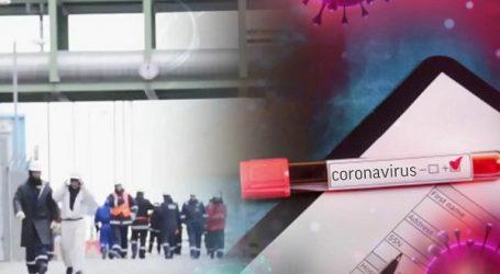 Number of Coronavirus Infections at Tengiz Field Exceeded 800