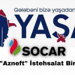 """""""Azneft""""in işçiləri əmək haqlarının 10 %-ini  """"YAŞAT"""" Fonduna köçürür"""
