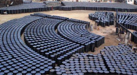 SOCAR экспортировала в Украину 2,3 тыс. тонн битума в прошлом месяце