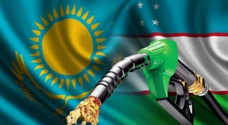 Qazaxıstanın 2020-ci ildə ixrac etdiyi benzinin yarısını Özbəkistan alıb