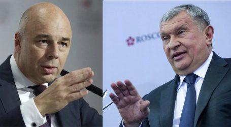 Силуанов против Сечина: Вернут ли нефтяники стране 200 миллиардов