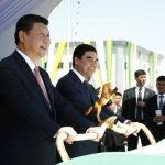 Türkmənistan Çin bazarına boru kəməri ilə qaz ixracında lider ölkədir