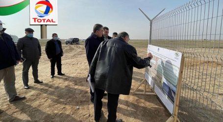 Total построит в Узбекистане солнечную электростанцию