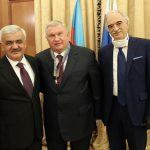 """Rövnəq Abdullayev """"Rosneft""""in baş icraçı direktoru ilə görüşdü"""