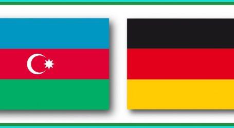 Bərpa olunan enerji üzrə Azərbaycan-Almaniya əməkdaşlığı müzakirə edilib
