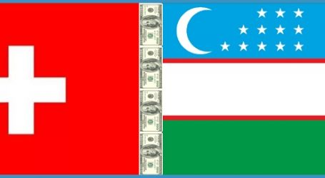 Switzerland and Uzbekistan sign an agreement with a view to the restitution of confiscated assets