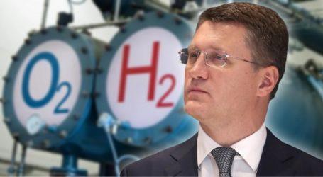 Новак рассказал о концепции развития водородной энергетики в России