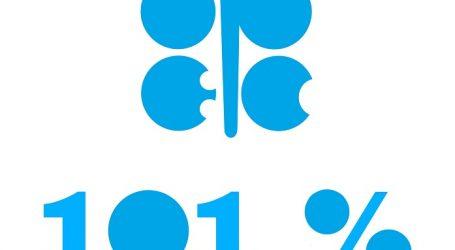Страны ОПЕК+ в августе исполнили сделку на 101%
