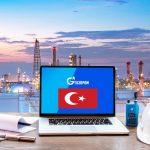 «Газпром экспорт» впервые продаст газ в Турцию по электронной платформе