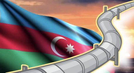 Азербайджан в январе-апреле экспортировал газа на $1,13 млрд
