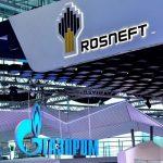 Rosneft, Gazprom Report Losses of 770 Billion Rubles
