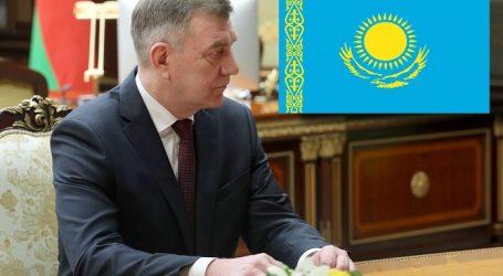 Вице-премьер Белоруссии проведет переговоры о поставках нефти с Казахстаном