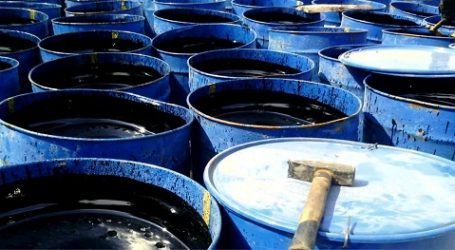 Azerbaijan produces 5.8 million tons of oil