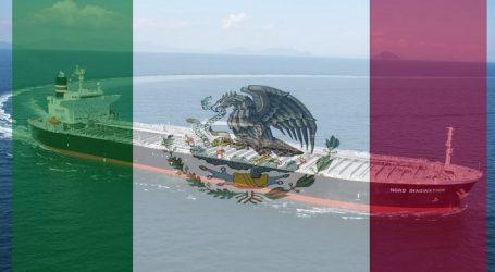 Власти Мексики арестовали танкер и бензовозы, причастные к краже топлива